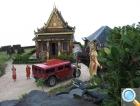 Из Сиануквилля:  Национальный парк Пном Бокор