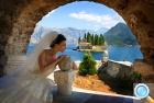 Официальная свадьба на террасе часовни Св.Саввы