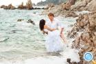 Романтическая свадьба на яхте!!