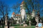 Тур: Замки Чехии. Замок Конопиште