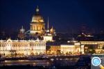 Тур: Романтическое путешествие - Петербург для двоих .