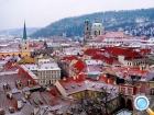 Ноябрьские праздники в Праге