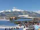 Катаемся на лыжах в Банско
