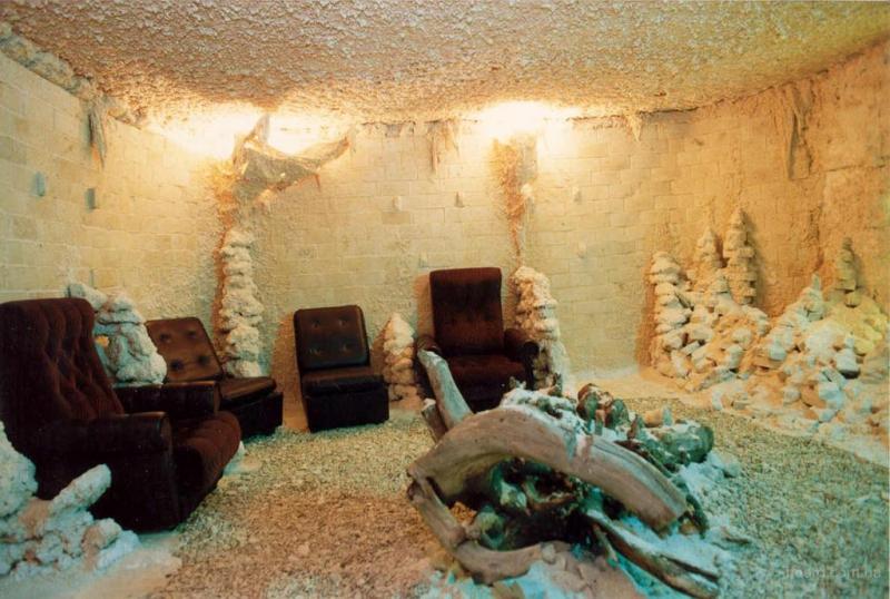 Соляные шахты в домашних условиях
